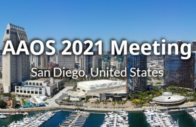 AAOS 2021  Annual Meeting